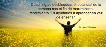 TALLER COACHING PERSONAL. APRENDE Y PRACTICA TÉCNICAS PARA CONSEGUIR TUS OBJETIVOS